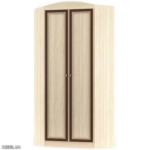 Угловой шкаф 2Д Дисней Мебель Сервис