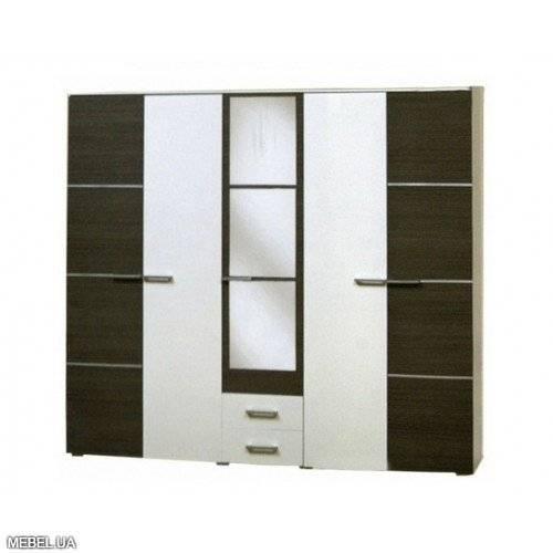 Шкаф 5Д Круиз Світ Меблів