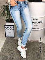 Джинсы женские джинсовые легкие стрейчевые CAR KING, Турция