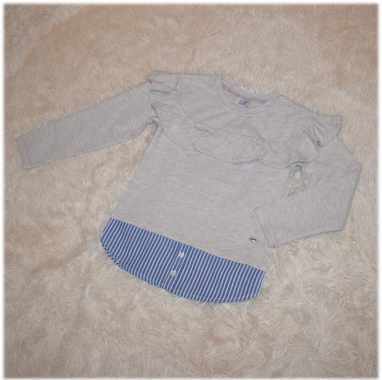 Кофта на девочку бежевого цвета Breeze girls (Турция) 116 152