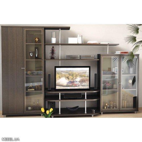 Гостиная Рио-4 Мебель Сервис