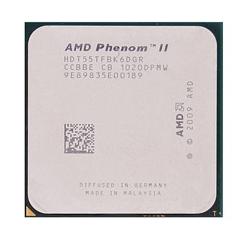 Процессор AMD Phenom II X6 Thuban 1055T 2.8GHz/6M/2000 (HDT55TFBK6DGR) sAM3, tray