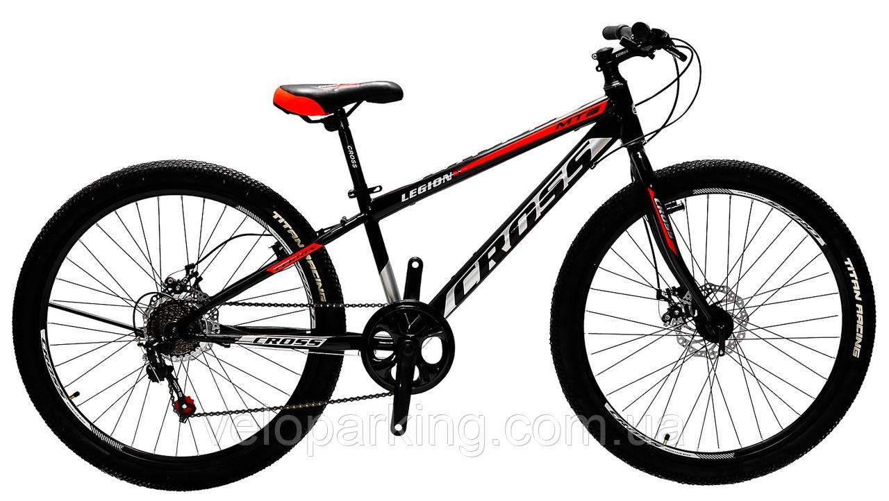 Горный подростковый велосипед Cross Legion 24 (2020) new