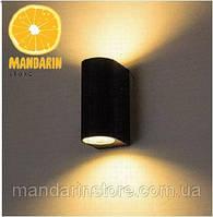 Фасадный светильник Feron DH015 (чёрный)