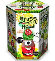 """Набор для креативного творчества """"Grass monsters head"""", травянчик 1, фото 1"""