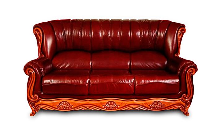 Шкіряний диван Джокер
