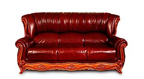 Кожаный диван Джокер, фото 2