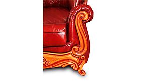 Шкіряний диван Джокер, фото 3