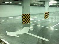 Проектные работы, проектирование парковки, стоянки, парковочных карманов.