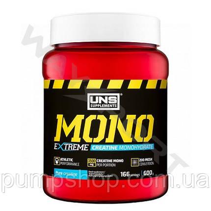 Креатин моногидрат UNS Mono Extreme  600 г, фото 2
