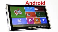 "Автомобильный GPS навигатор Pioneer 7002 7"" 8Gb Android"