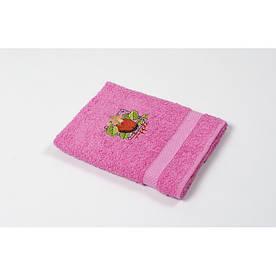 Полотенце кухонное Lotus Sun - Apple розовый 40*70