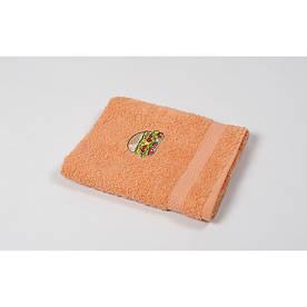 Полотенце кухонное Lotus Sun - Burger оранжевый 40*70