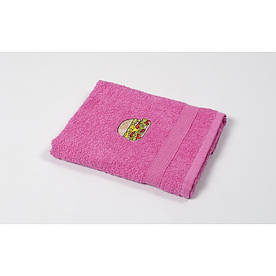 Полотенце кухонное Lotus Sun - Burger розовый 40*70