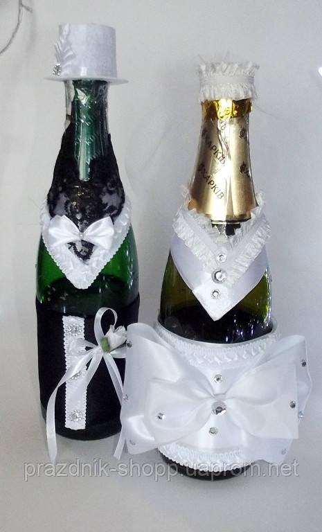 Украшение для шампанского.