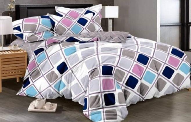Комплект полуторного постельного белья «Бязь 571»