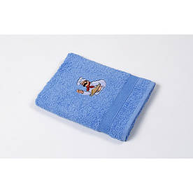 Полотенце кухонное Lotus Sun - Chief голубой 40*70