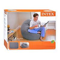 Комфортное надувное кресло INTEX 68579