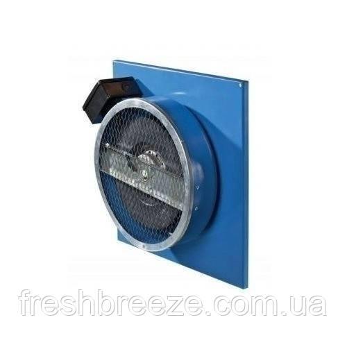 Тихий центробежный приточный вентилятор для монтажа на стену Вентс вц-пн 125 б