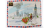 Обложка на паспорт Лондон башня