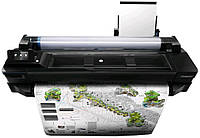 "Плоттер HP Designjet T520 36"" (А0+) ePrinter w/o stand"