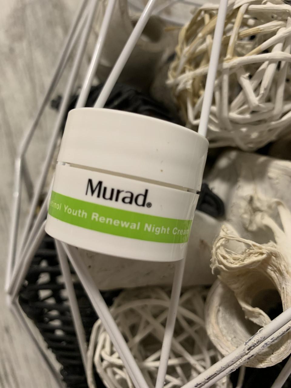 Обновляющий ночной крем с ретинолом MURAD Retinol Youth Renewal Night
