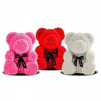 Подарочный мишка из роз Teddy (25 см)
