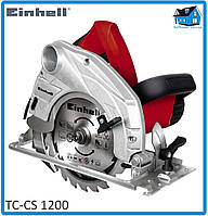 Пила циркулярная Einhell TC-CS 1200, фото 1