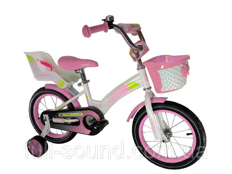 "Детский велосипед crosser kids bike 16"""