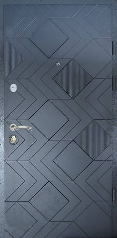 Двери квартирные, модель 181 Комфорт, 970*2050, коробка 110 мм, замки KALE, фото 2