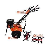 Мотоблок бензиновый культиватор Forte 1050GS мотокультиватор 7 л.с, фреза 95 см, воздушное охлаждение, фото 1