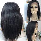 💎 Парик женский, натуральный с имитацией кожи головы 💎, фото 2