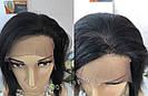 💎 Парик женский, натуральный с имитацией кожи головы 💎, фото 5