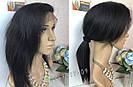 💎 Парик женский, натуральный с имитацией кожи головы 💎, фото 6