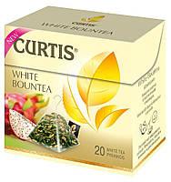 Чай Curtis White Bountea (белый с питахайей), 1,7 Г*20 ПАК. В ПИРАМИДКАХ