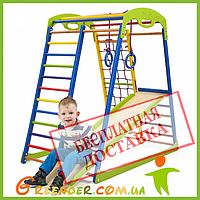 Детский спортивный комплекс / уголок для дома SportWood