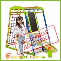 Шведская стенка для малышей / Спортивный уголок SportWood Plus, фото 1