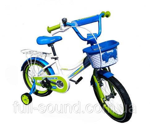 Велосипед Happy Crosser 16 дюймов