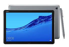 Планшет HUAWEI MediaPad M5 Lite 10 3/32GB Wi-Fi Space Grey (53010DHU) + стилус