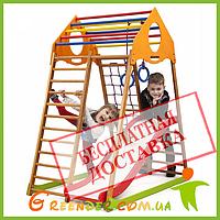 Спортивный комплекс детский KindWood Plus 1
