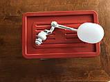 Поплавочный клапан для емкости. Поплавок для бака для поения кур бройлеров перепелов кроликов для поилок., фото 6