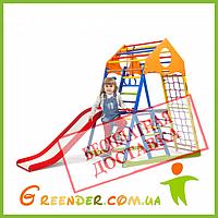 Спортивный уголок для малышей KindWood Color Plus 2, фото 1