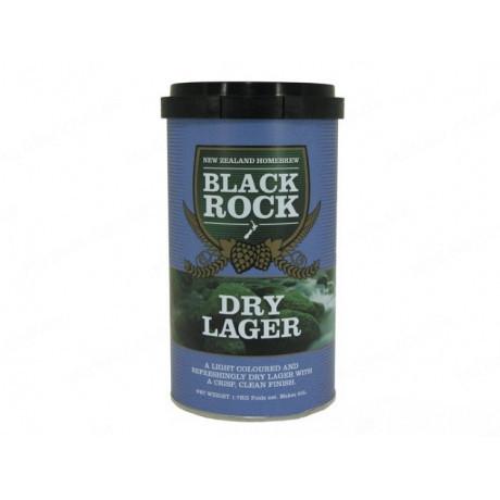 Пивная смесь Black Rock DRY LAGER