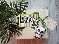 """Набор авторских развивающих игр в коробке """"Панда"""", фото 1"""