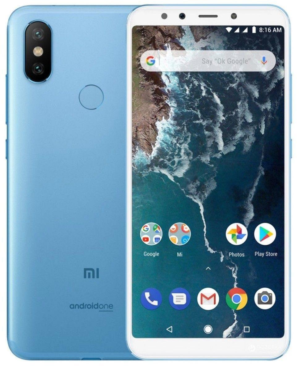 Xiaomi Mi A2 4/64GB Blue EU - Global Version