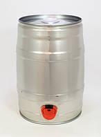 Бочонок для дображивания пива, 5 литров