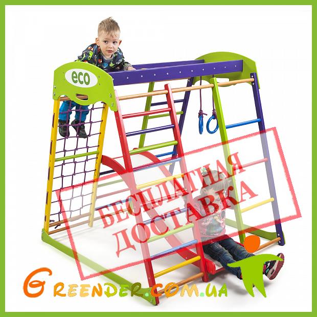 Детский спорткомплекс «Юнга Plus 1»