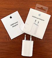 ОРИГИНАЛ адаптер для айфон блок зарядка кубик на Iphone 5 6 7 8 (ebay)