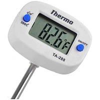 Термометр электронный TA-288 [от -50°C дo 300°C, фото 1