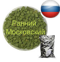 Хмель Ранний Московский, α-3,5%